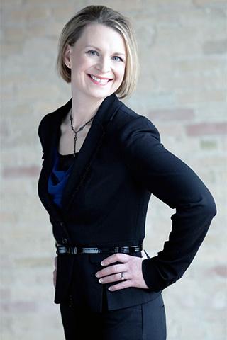 Kathy Fredrickson at iMark Consulting