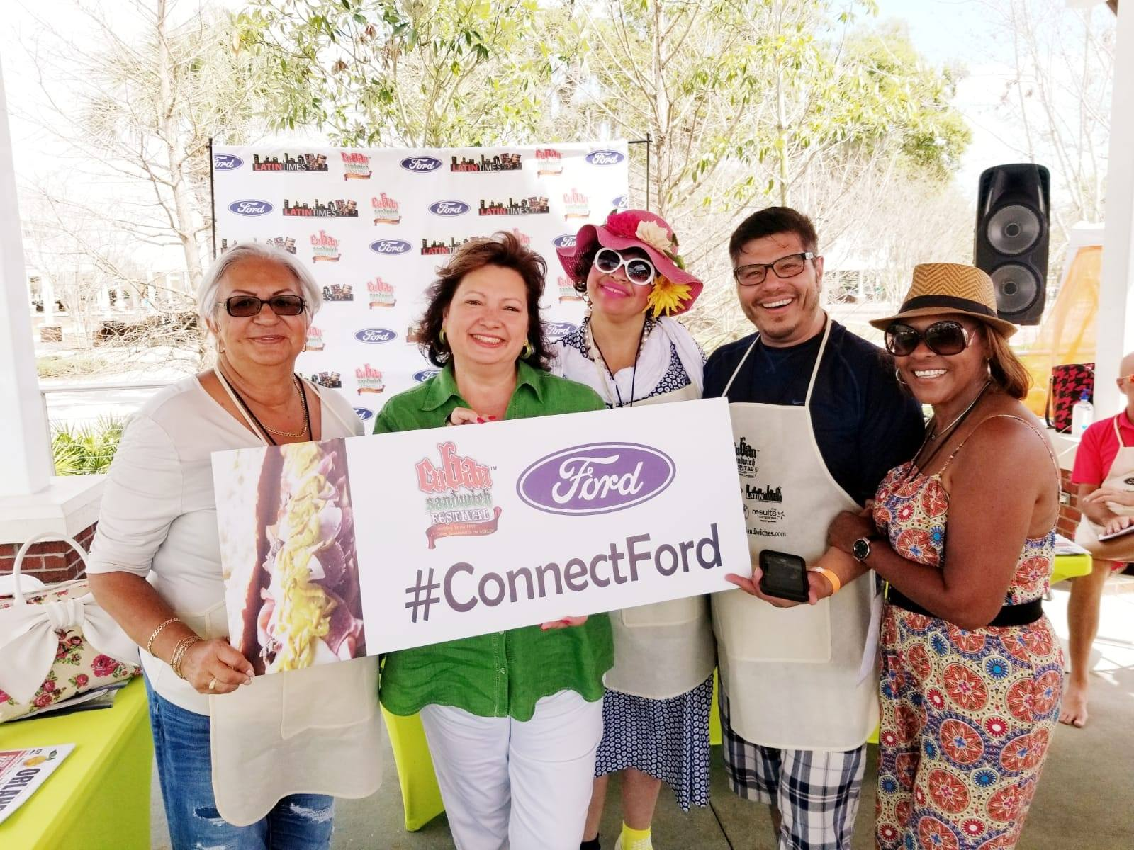 6th Annual FORD Cuban Sandwich Festival of Kissimmee & Orlando is on Saturday, August 21st, 2021!