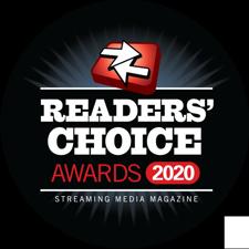 Streaming Media Awards Finalist 2020