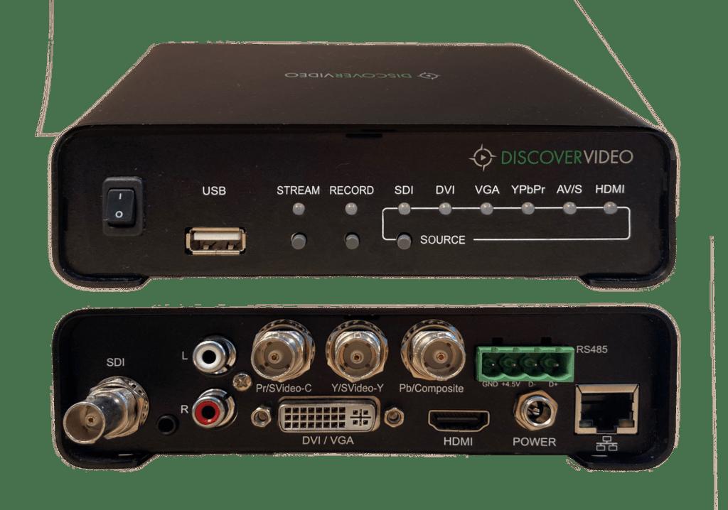 Mantis Live Stream Multichannel Encoder