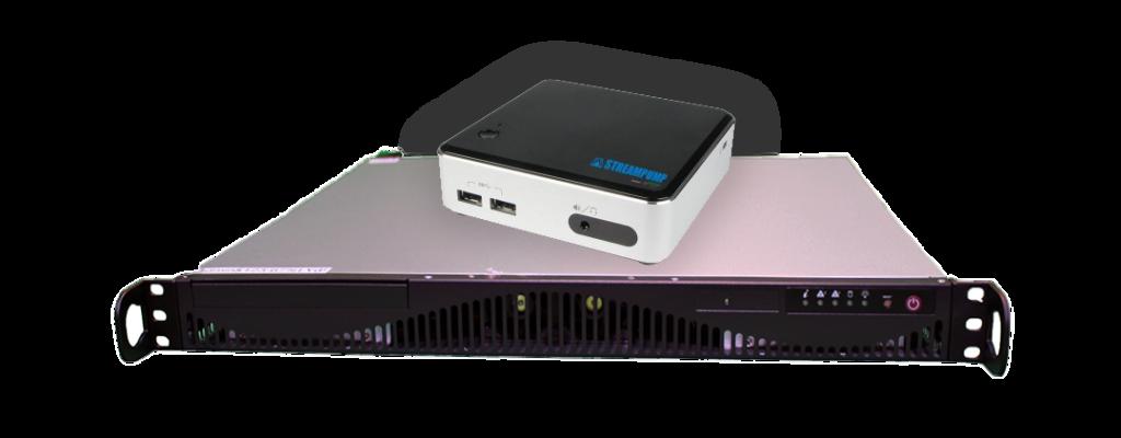 StreamPump Mini & RU Stream Replicator