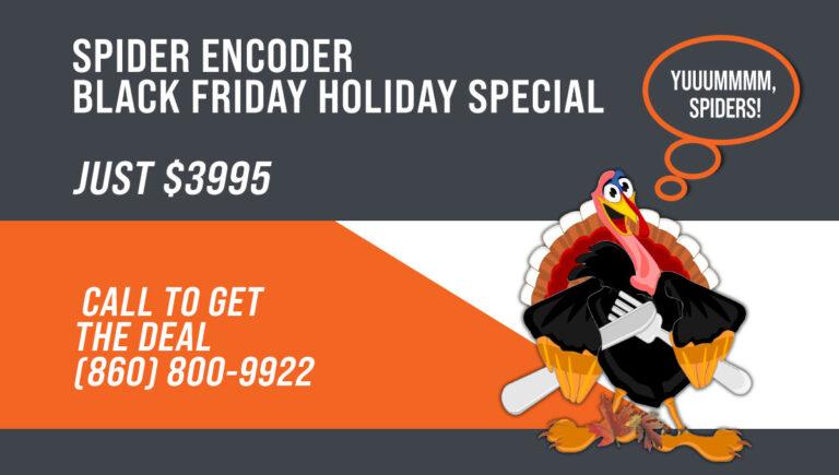 Spider Video Encoder Black Friday Special