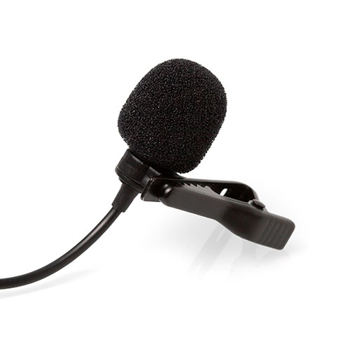 Wireless Microphone for News Anchors