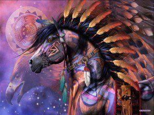 shamanhorse