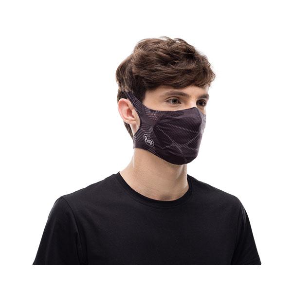 Ape-X Black Face Mask