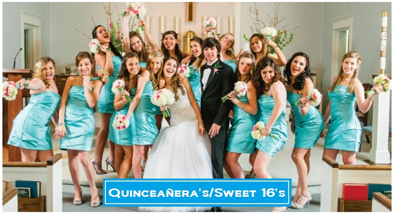 Houston Quinceanera DJ, Sweet 16 Party in Houston, Quince Party, 15a, 15o Party
