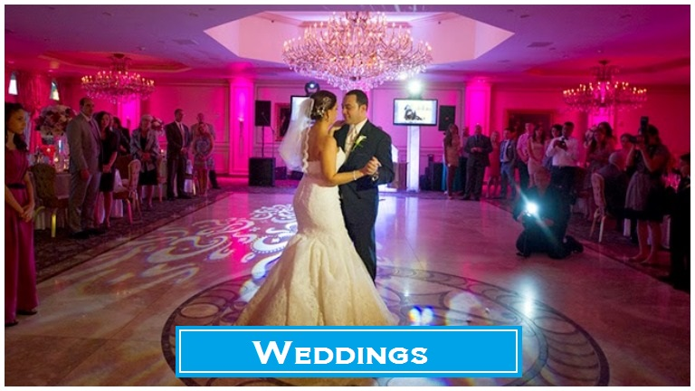 Houston Wedding DJ, Weddings in Houston, Bride and Groom, First Dance