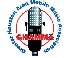 Houston DJ, DJs in Houston, GHAMMA, Greater Houston Area Mobile Music Association, Logo, Banner, Sonido DJ Sammy de Houston, Awesome Music Entertainment, Awesome Event Pros, AME DJs