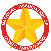 Houston DJ, DJs in Houston, N.A.M.E., National Assocation of Mobile Entertainers, Logo, Banner, Sonido DJ Sammy de Houston, Awesome Music Entertainment, Awesome Event Pros, AME DJs