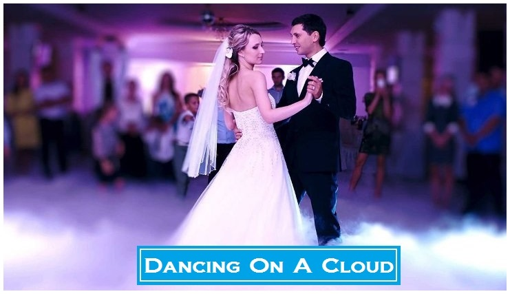 Houston Wedding DJ, Houston DJ, DJs in Houston, Bride and Groom, First Dance, Dancing on a Cloud, Chauvet Nimbus, Awesome Music Entertainment, Awesome Event Pros, AME DJs, Sonido DJ Sammy De Houston