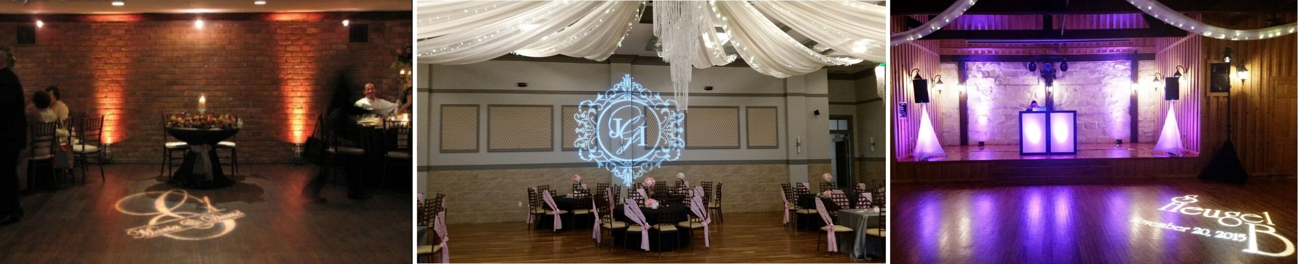 Houston Wedding DJ, DJs in Houston, Houston DJ, Custom Gobo Monogram, Houston Up-Lighting, Texture Lighting, Event Lighting, Pin Lighting, Club Lighting, Stage Lighting, Awesome Music Entertainment, Awesome Event Pros, Awesome Lighting Decor, AME DJs, Sonido DJ Sammy De Houston