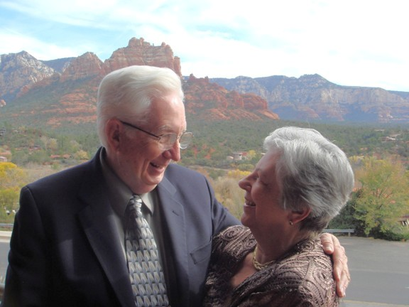 50TH A.L. and Joyce Gill