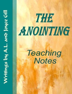 Cover - The Anointing