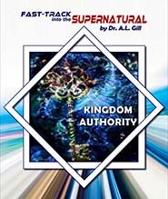 Kingdom Authority Fast Track Book Cover
