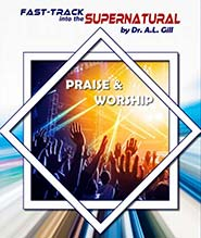 Praise and Worship Book Cover