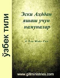 10 Cover for Uzbek Patterns for Living Manual