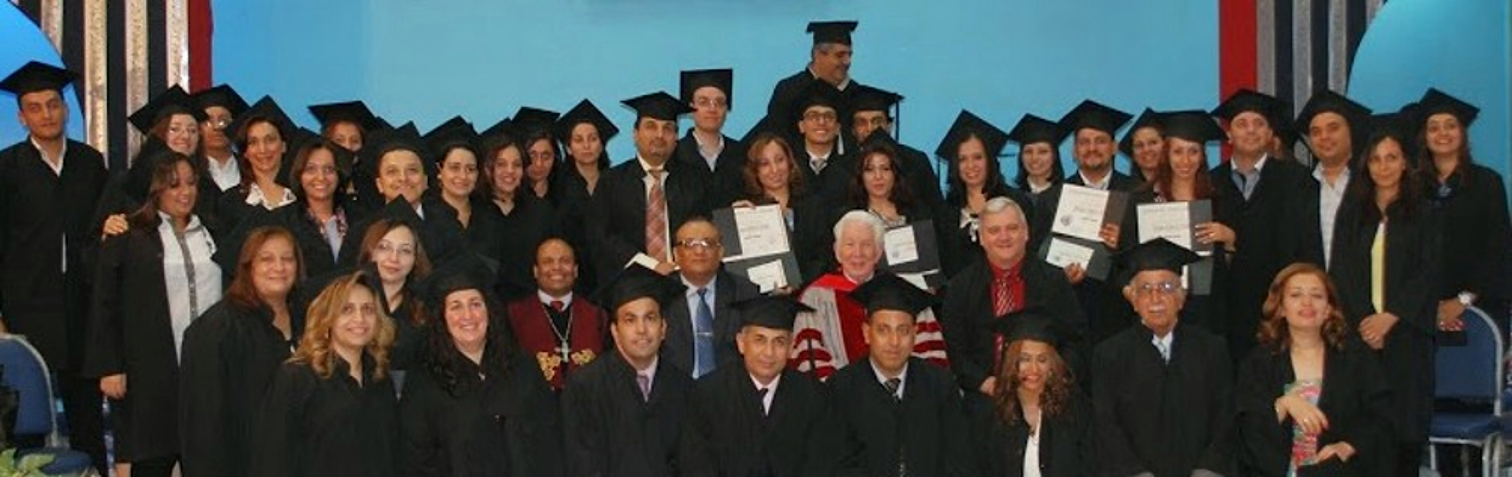 Egyptian Grads