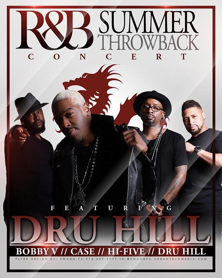 RnB Summer Throwback at McClatchy Park (Dru Hill)