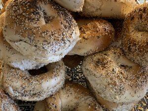 Assorted Bagels