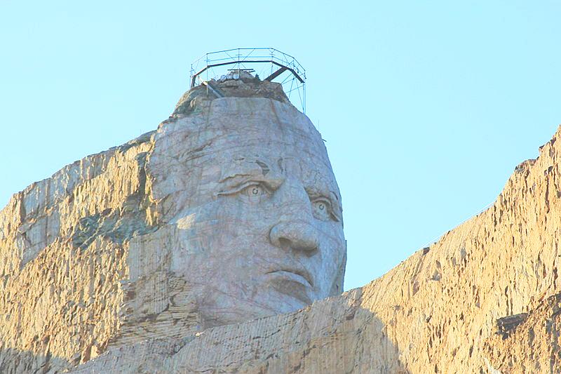 "Unoptimizing Thunderhead Mountain to Rank for ""Crazy Horse""*"