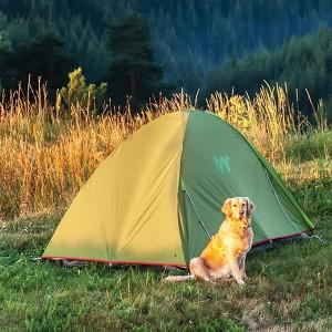 dog-camping