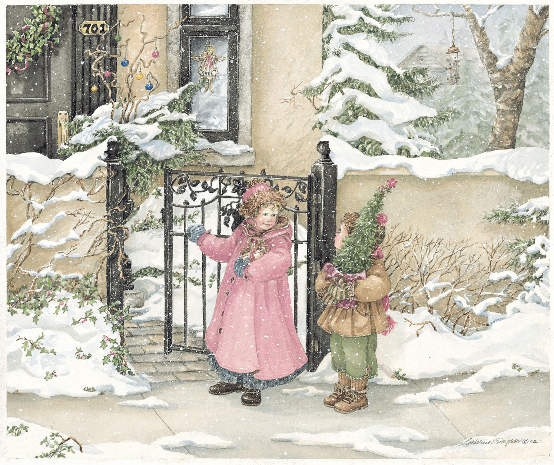 Gramma's Christmas by Catherine Simpson