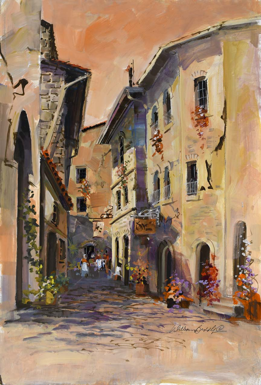 A Day in Spain 7169 by William Biddle
