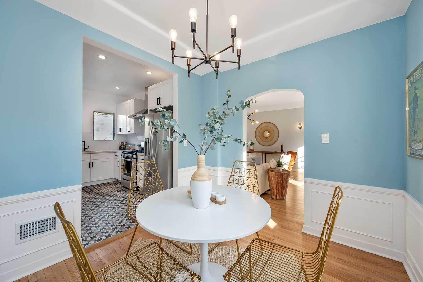 The Hayworth: Carey Grant Suite-Dining Room