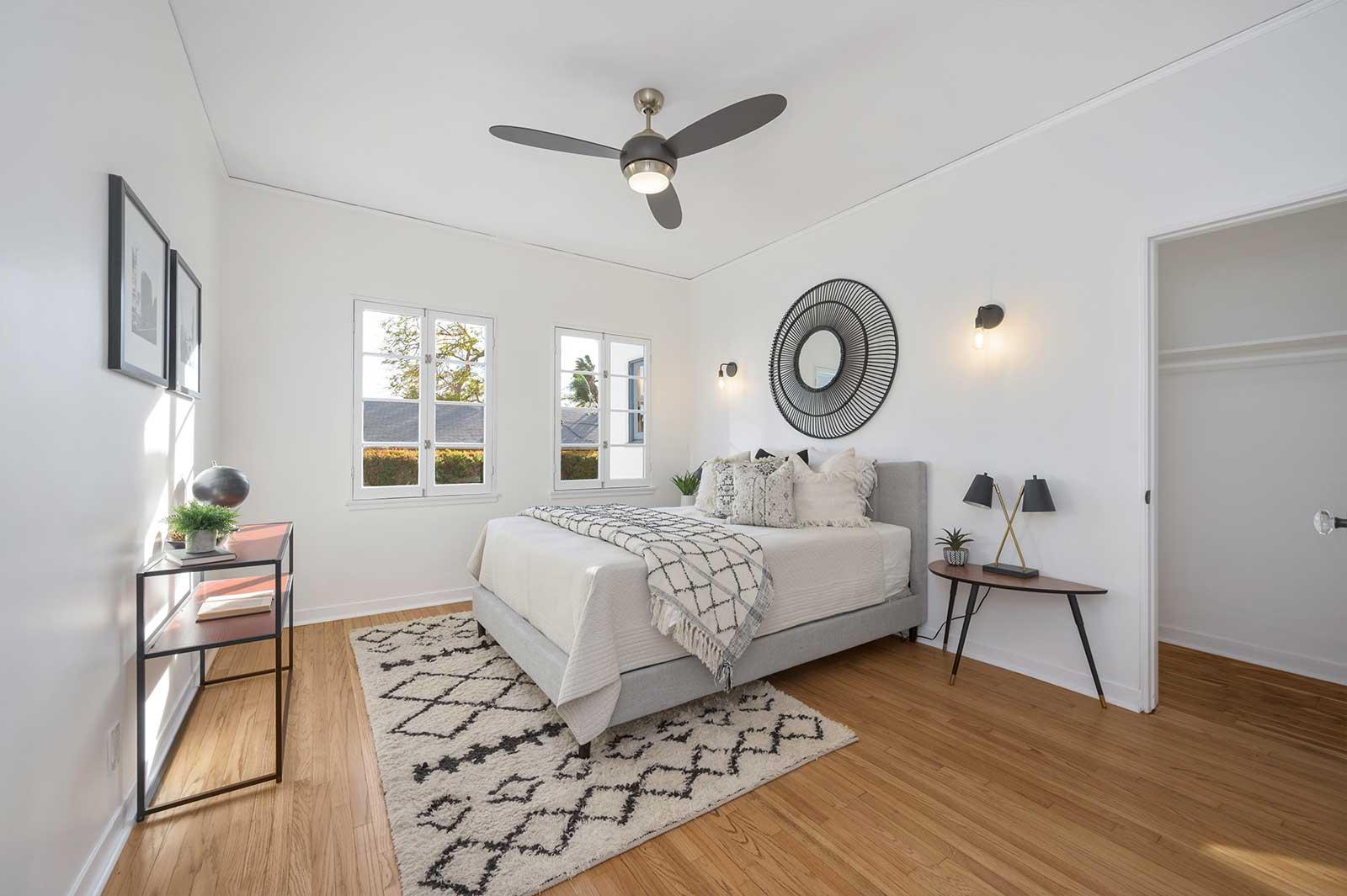 The Hayworth: Carey Grant Suite Bedroom 1