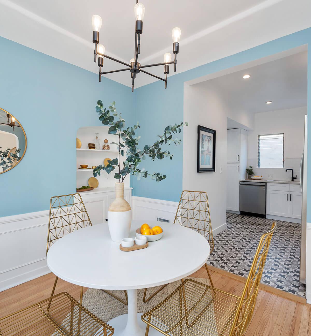 The Hayworth Interior-Dining Rom
