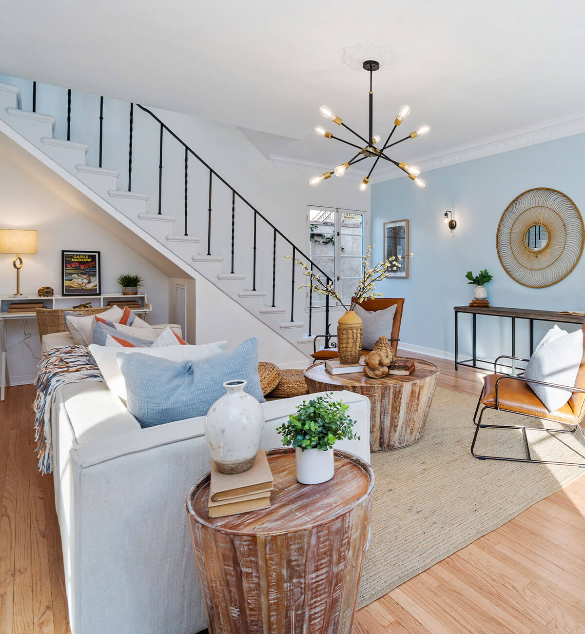 The Hayworth Interior-Living Room
