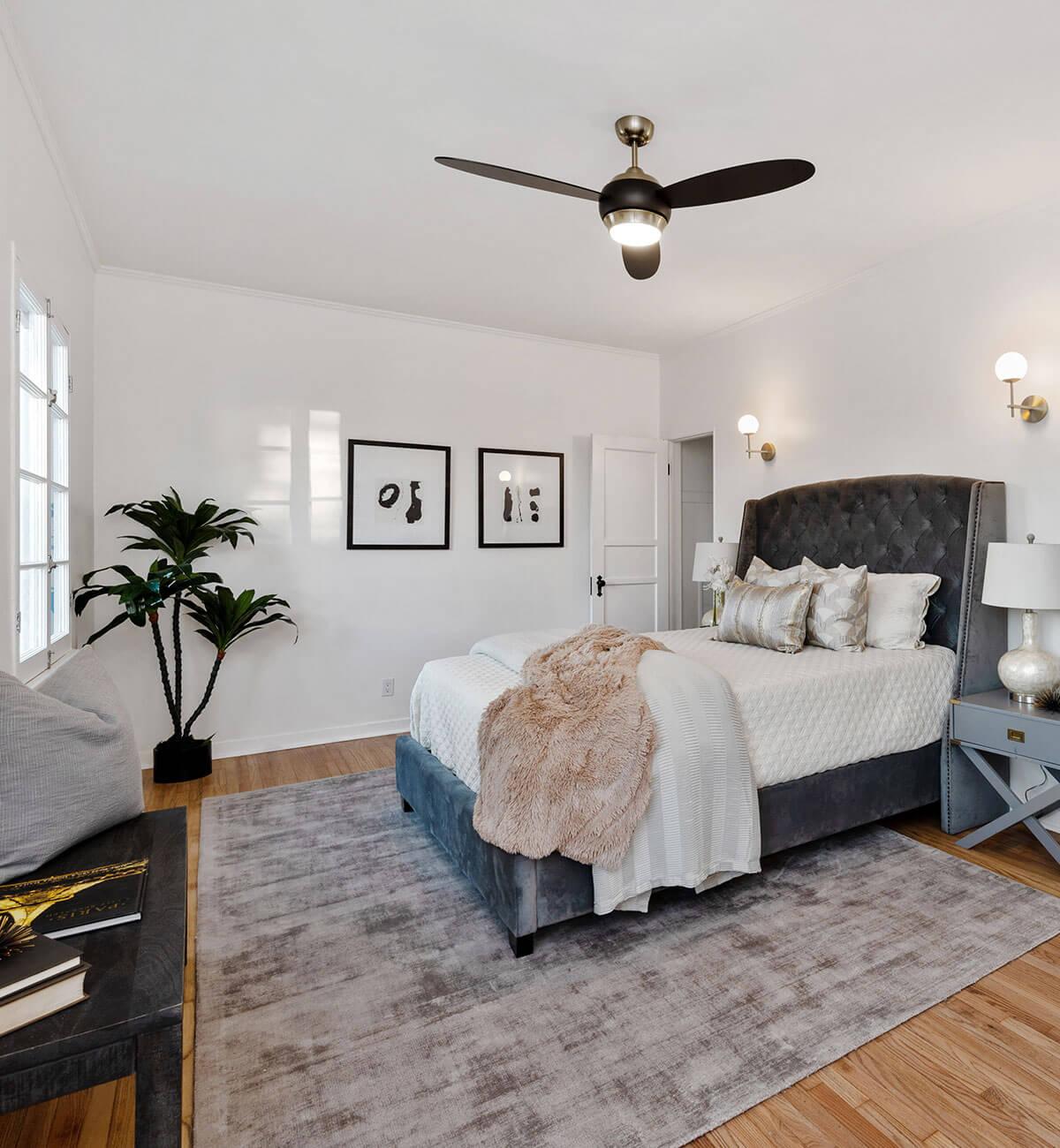 The Hayworth Interior-Bedroom