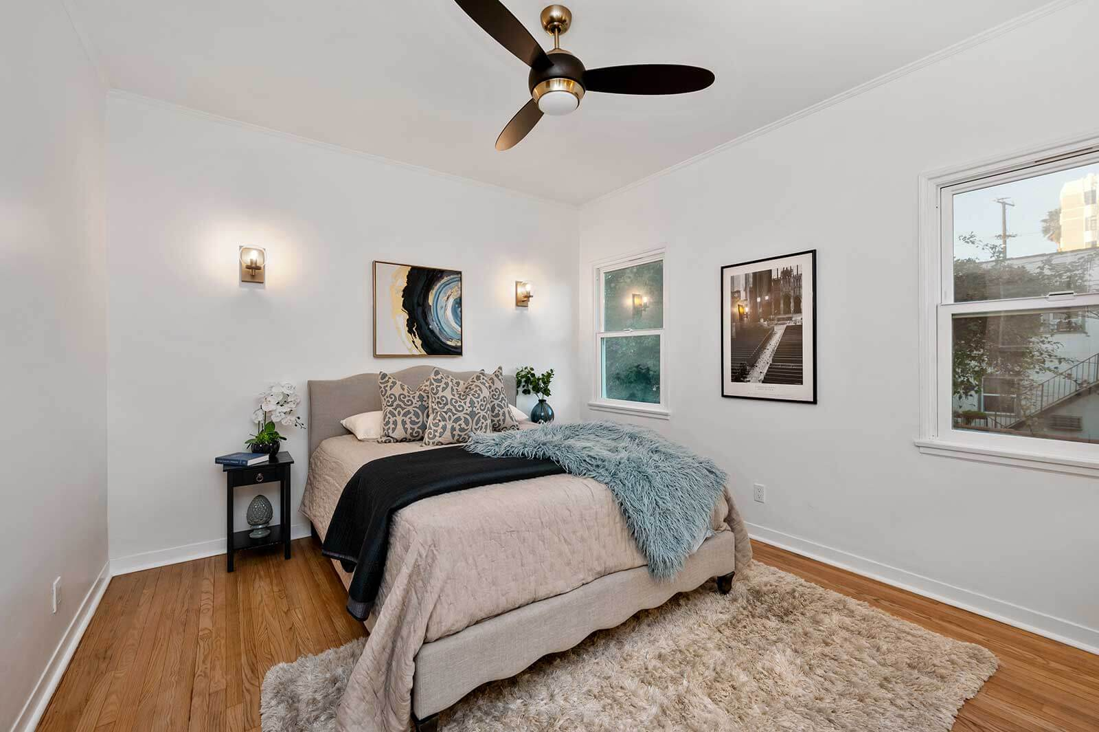 The Hayworth: Elizabeth Taylor Suite-Bedroom 2