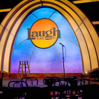 Laugh Factory, West Hollywood