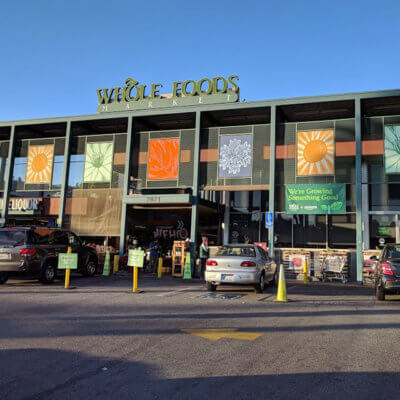 Whole Foods, West Hollywood