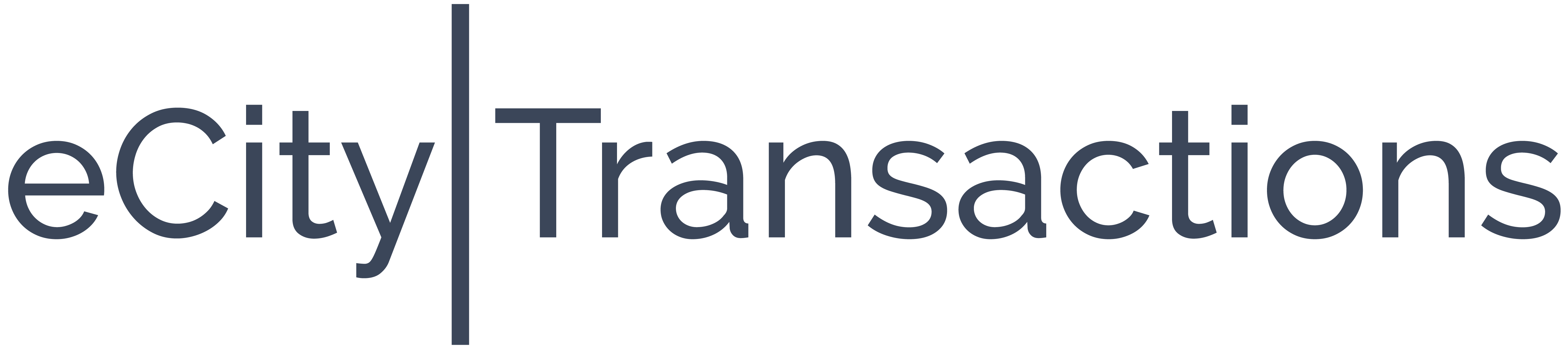 eCity Transactions