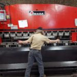 metal bending services at IP Automation