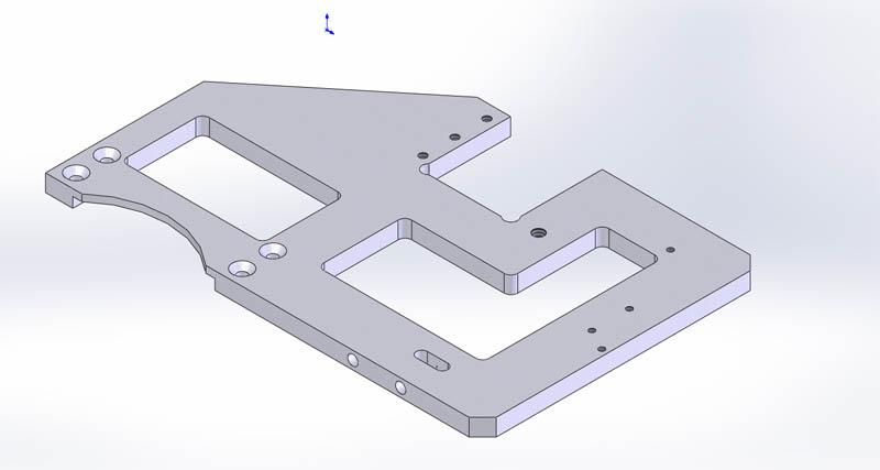 engineering-design-robotics-shafts-support-plate