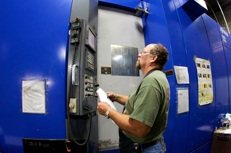 CNC machining castings tooling