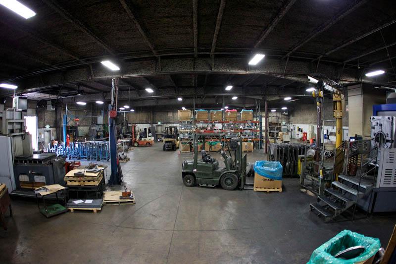 Production Fabrication