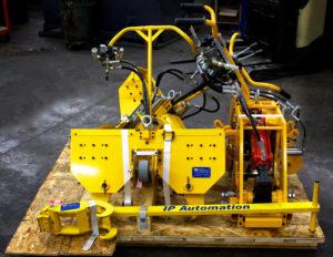 railroad industry equipment