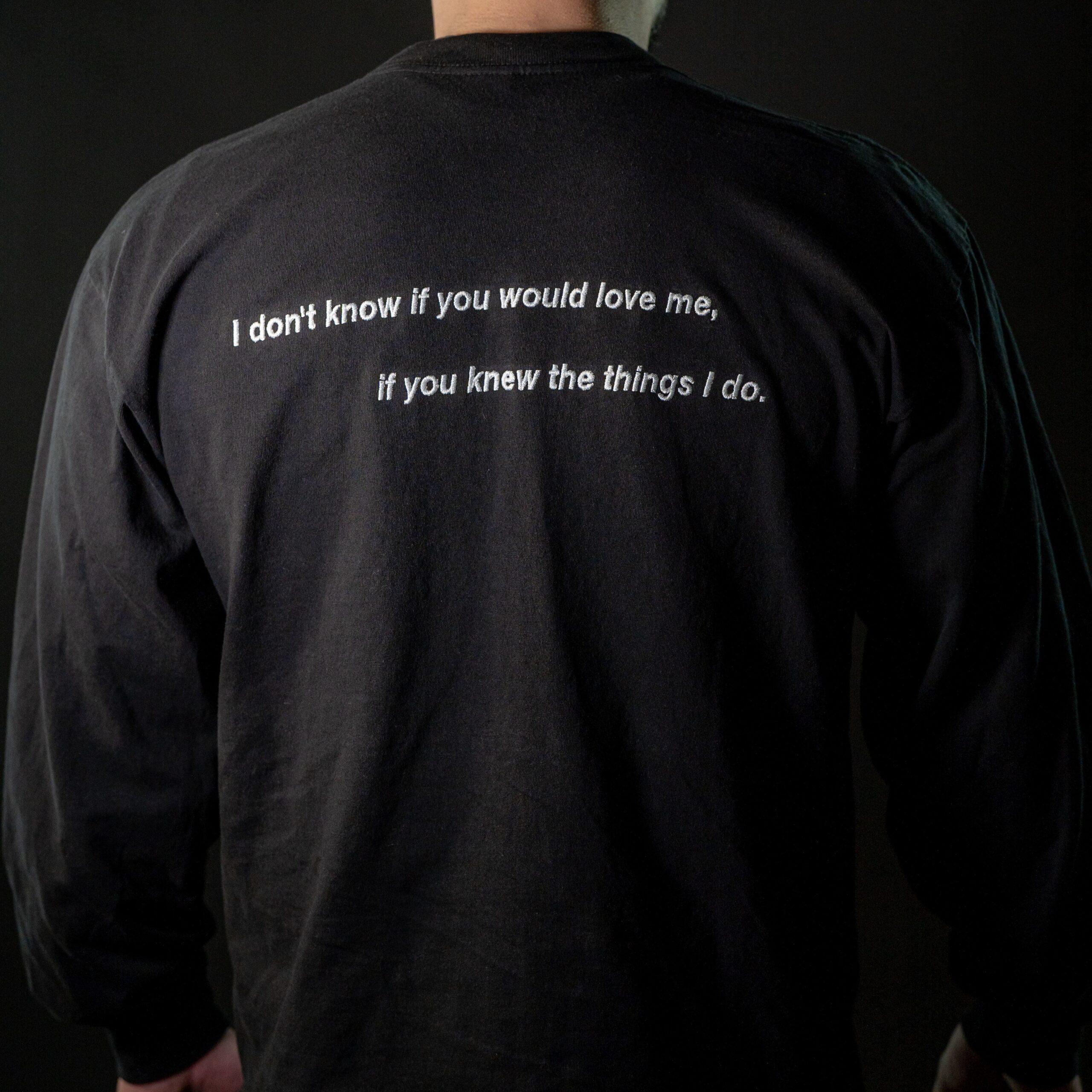 """""""Loveless"""" Long Sleeve T-Shirt (Pre-Order)"""