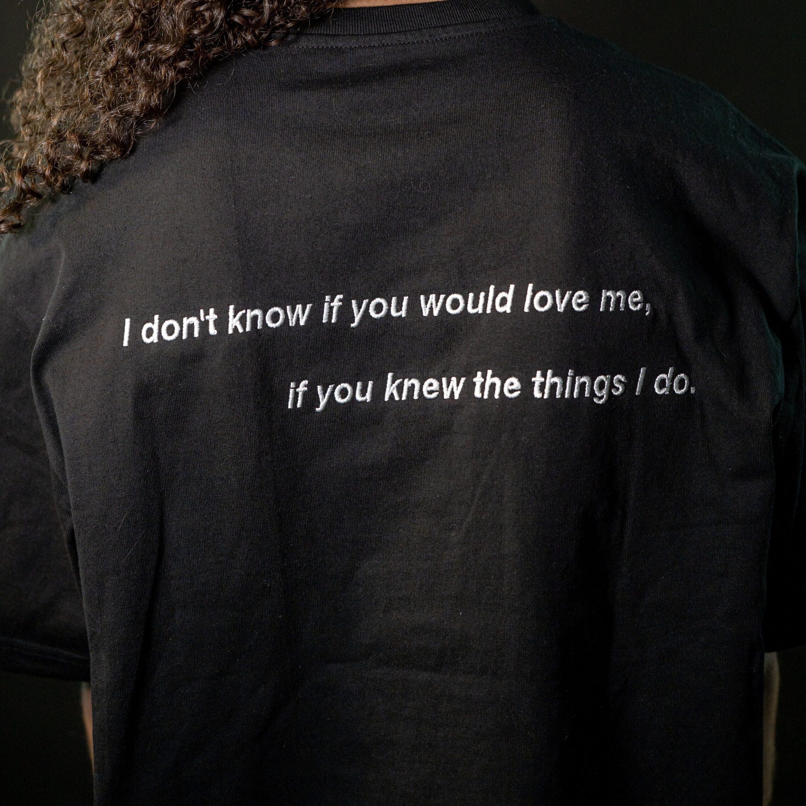 """""""Loveless"""" Short Sleeve T-Shirt (Pre-Order)"""