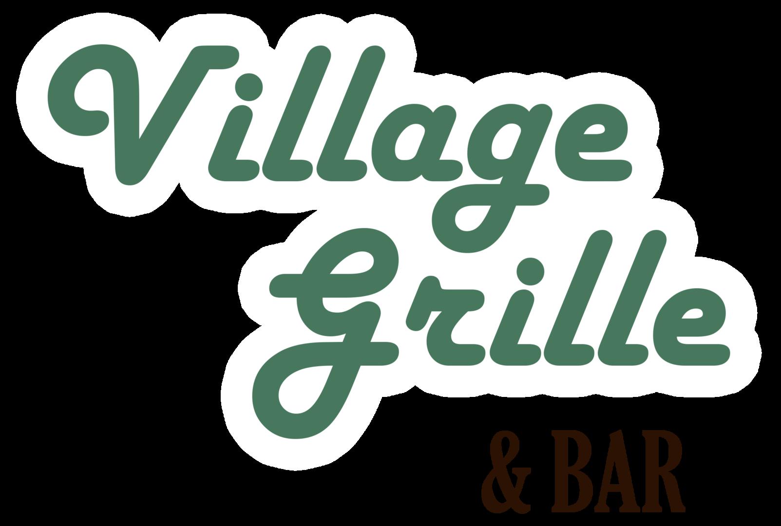 Village Grille Logo-1