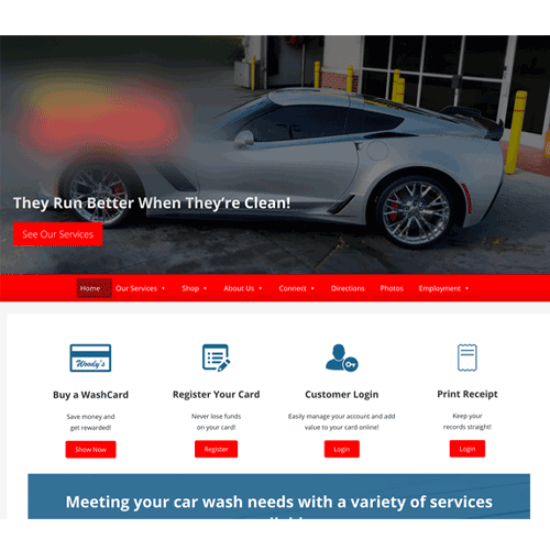 Out-Of-Date Car Wash Websites Hurt Your Sales