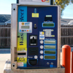 Unitec Wash Select II Integration with WashCard for credit card and loyalty