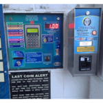 Bob's Car Wash Ryko System Credit Card and Loyalty Integration with Self Serve Bay Box