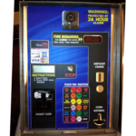 D&S Self Serve Terminal Credit Card and Loyalty Integration with Self Serve Bay Box