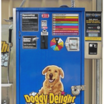 Doggy Delight Dogwash with Self Serve Bay Box integration for credit card and loyalty