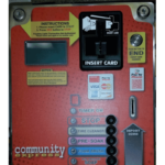 Community Express Ginsan Faceplate Upgrade with aiONE Wireless Integration for Credit card and loyalty